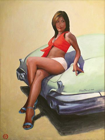 Cadillac Price >> Bomber Girls by Chris French